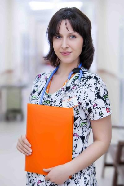 Новикова Ольга Олеговна