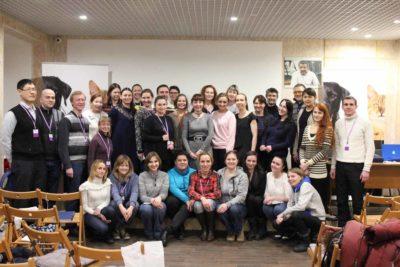 Участники «Сессии морфологов-2018»