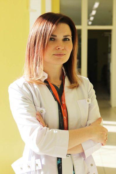 Кокуленко Кира Владимировна
