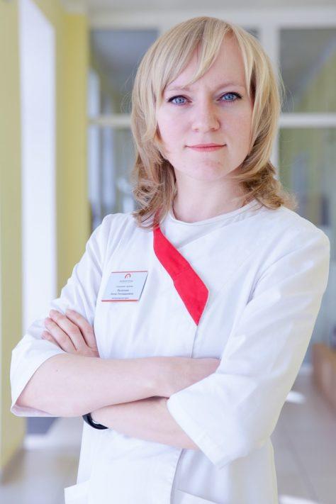 Яковлева Анна Геннадьевна