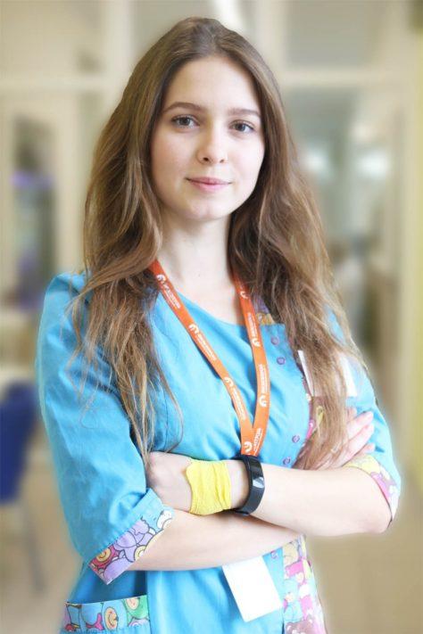 Галущенко Елена Александровна