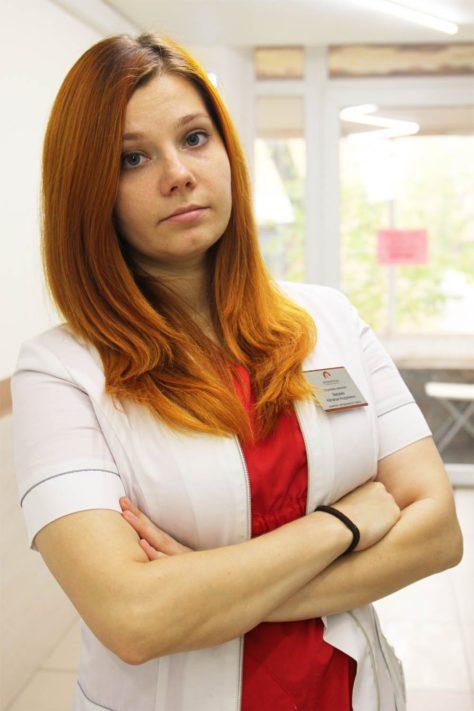 Зверева Наталья Андреевна