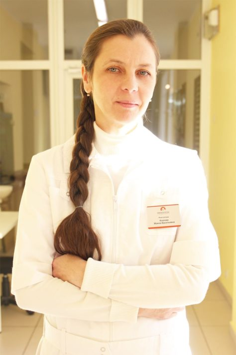 Козлова Жанна Васильевна