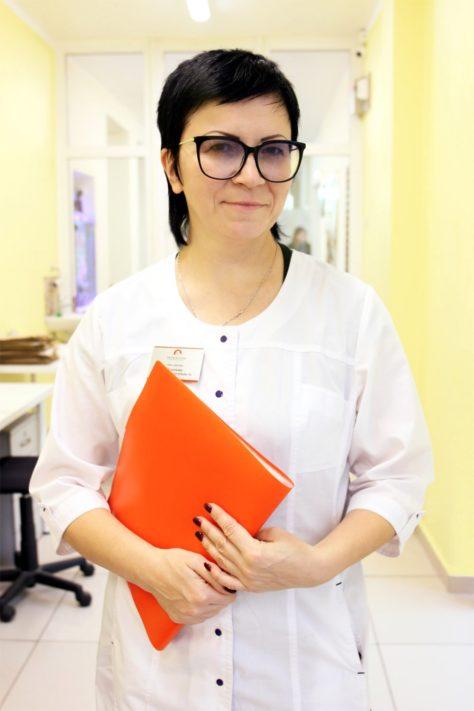 Морозова Марина Анатольевна