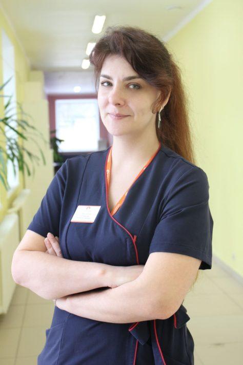 Селиванова Юлия Артёмовна
