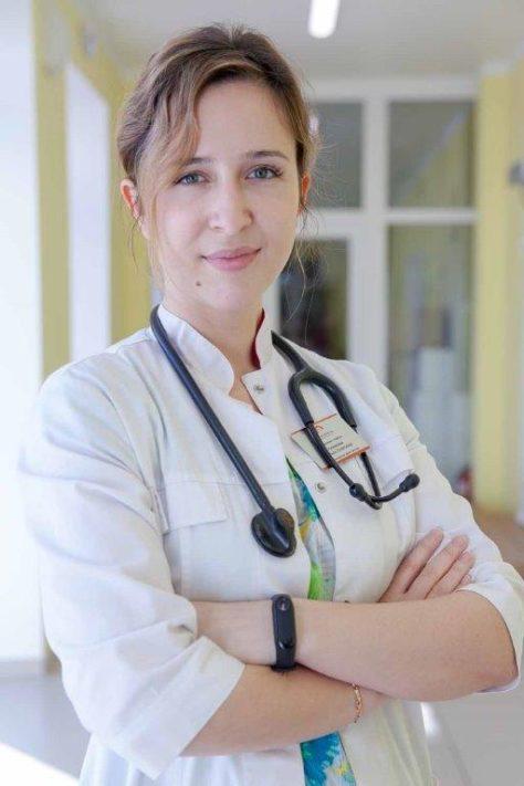 Ольга Олеговна Новикова