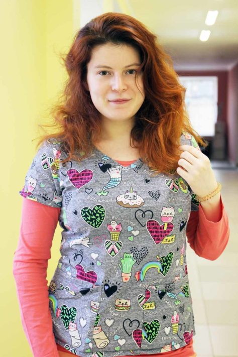 Карлова Евгения Алексеевна