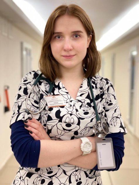 Шарова Екатерина Алексеевна