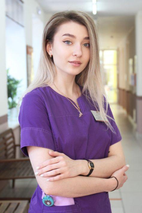 Сидоренко Анастасия Александровна