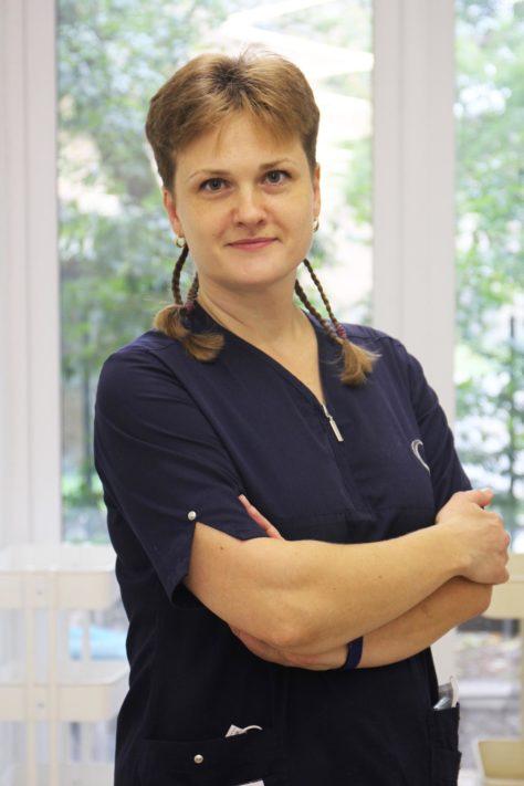 Новожилова Алина Александровна