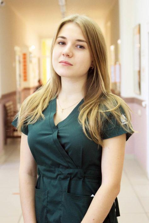 Николаева Евгения Александровна