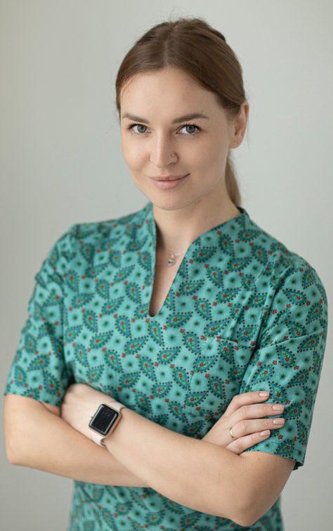 Соловьева Варвара Владимировна
