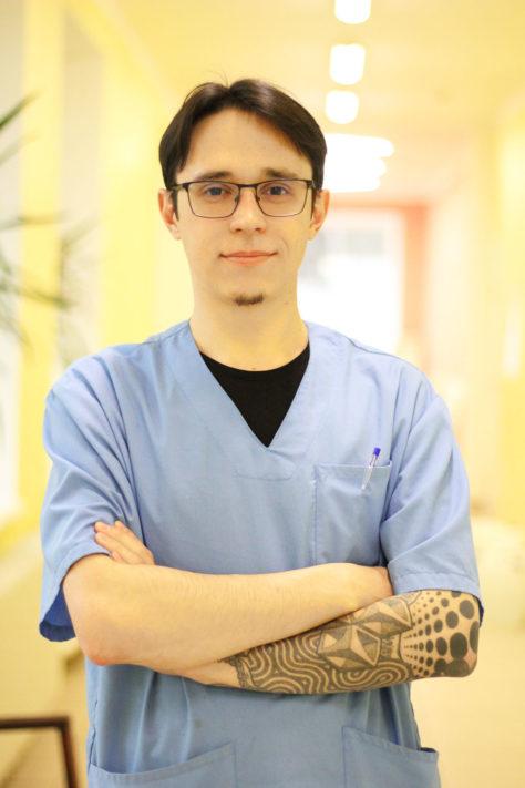 Марков Алексей Владимирович