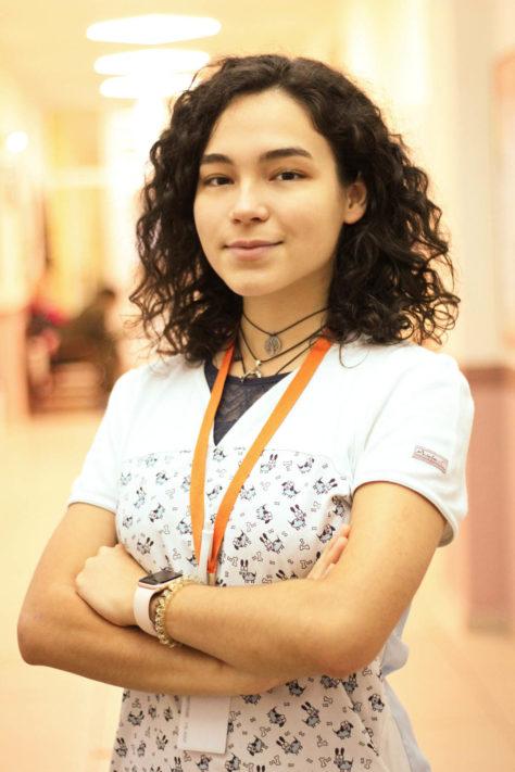 Мыльцева Софья Александровна