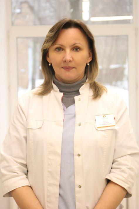 Конюхова Наталья Петровна