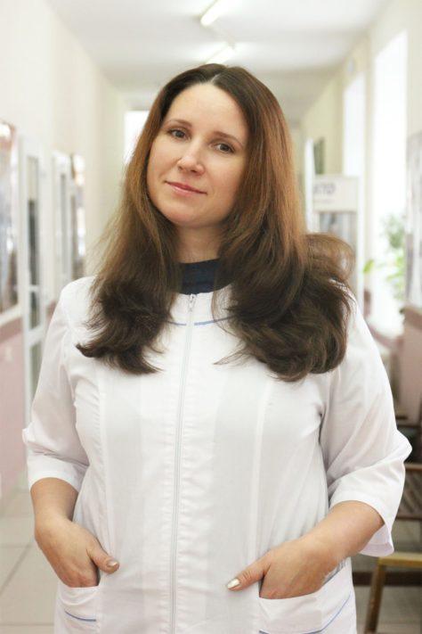 Серёгина Ольга Владимировна