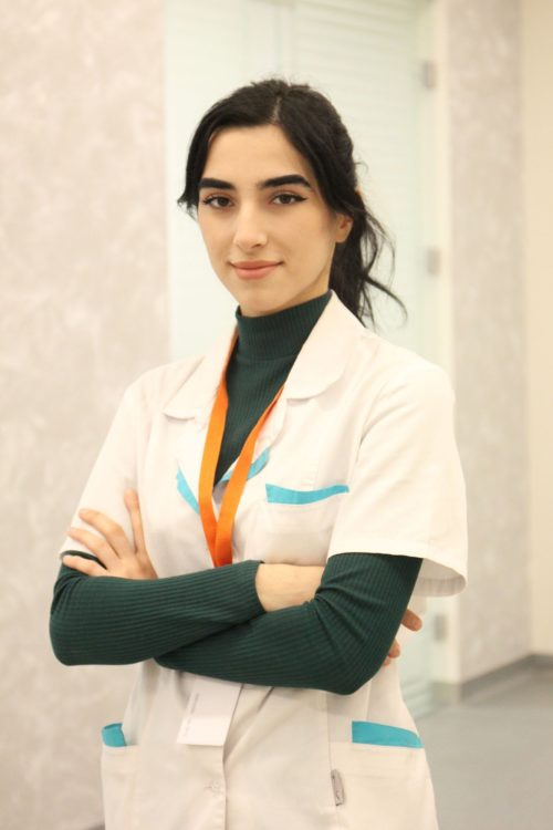Алимагомедова Аминат Валерьевна