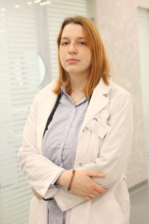 Понкратова Дарья Эдуардовна